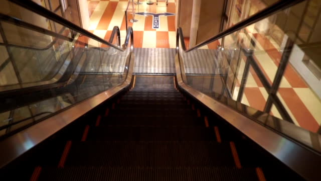 Escalator video