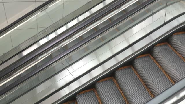 Escalators video