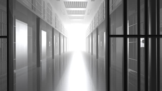 Escaping Prison Cell to White Light video