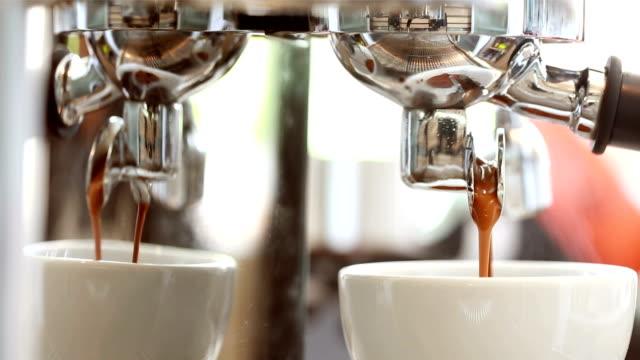 espresso shot video