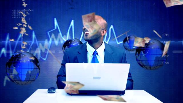 Ethnic Executive Success Virtual Business Environment video