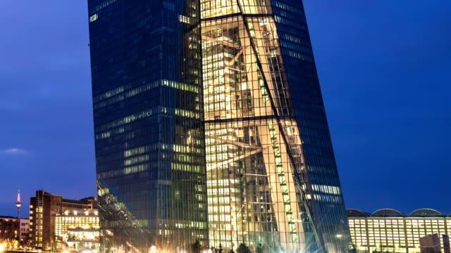 European Central Bank video