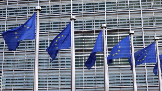 European flags video