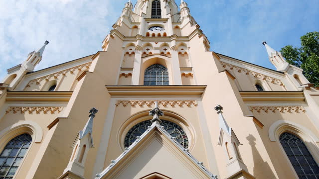Evangelical Reformed Parish Church In Warsaw, Poland