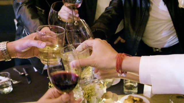 Evening Drinks Party Evening Drinks Party party social event stock videos & royalty-free footage
