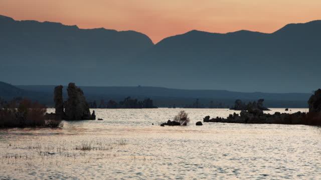 Evening Shadows at Mono Lake video