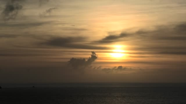 Evening view of Okinawa Urasoe West Coast Evening view of Okinawa Urasoe West Coast dramatic sky stock videos & royalty-free footage
