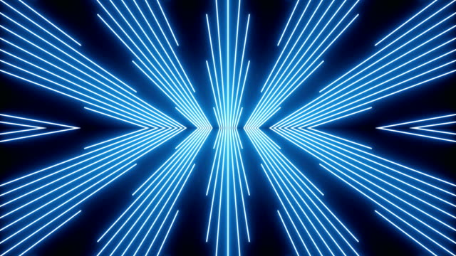 VJ event concert title presentation music videos show party abstract loop video