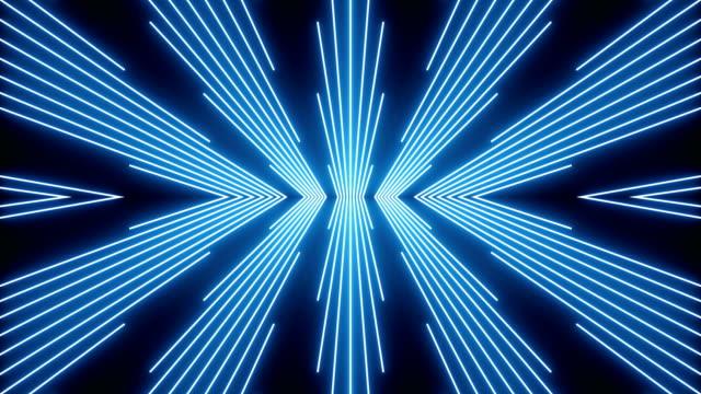 vj イベント コンサート タイトル プレゼンテーション ミュージック ビデオ ショー パーティー抽象的なループ - ナイトクラブ点の映像素材/bロール