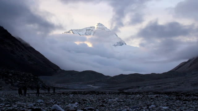 everest clounds - 2015 stock-videos und b-roll-filmmaterial