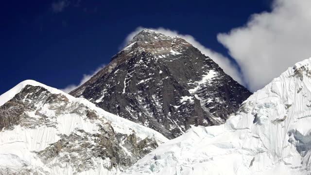 Everest, Nuptse and Lhotse video