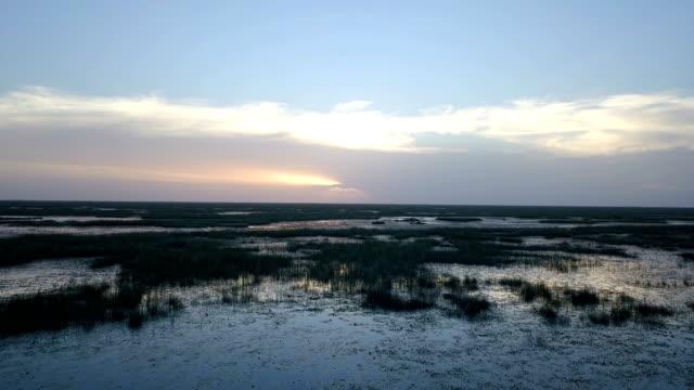Everglades Fly Through