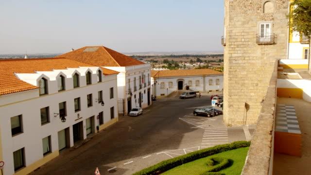 Evora Old Town, Portugal