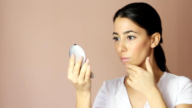 Examining skin video