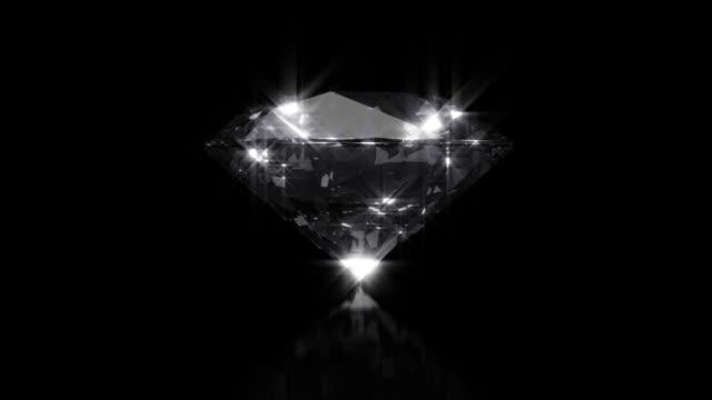 excellent diamond - elmas stok videoları ve detay görüntü çekimi