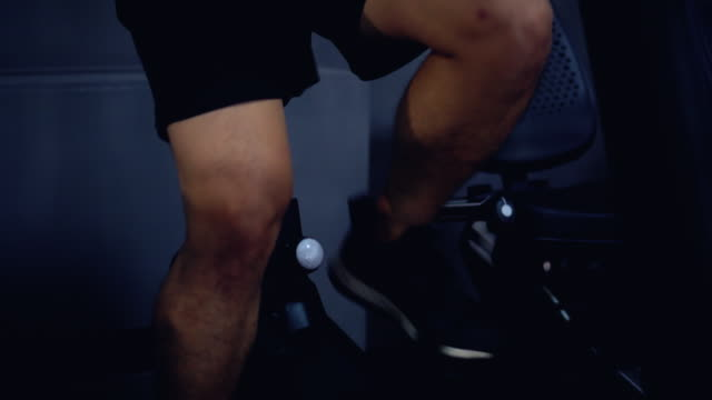 Excercising Gym Health Club Fitness video
