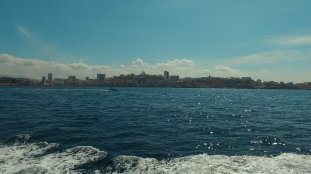 Excursion en bateau à Marseille - Clip Vidéo 4K - MA017 - Vidéo