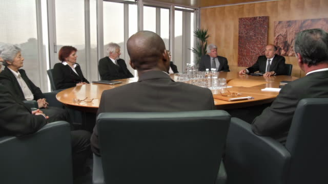 HD: Executive Board Meeting video