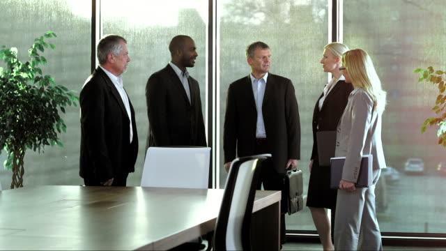 LS Executives Having A Conversation video