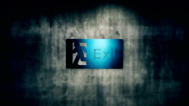 Exit Sign, Danger video