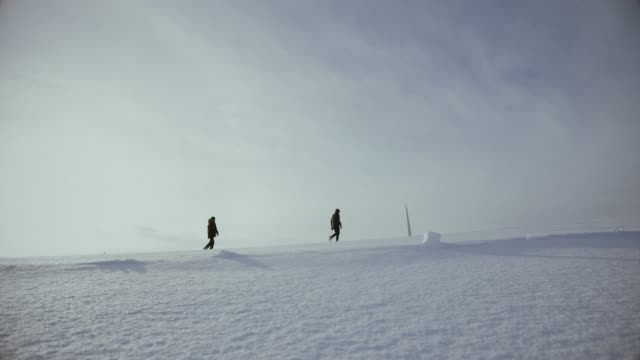 Arktis erkunden: Wandern auf dem Eis – Video
