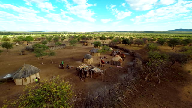 HELI Exploring The Himba Village video