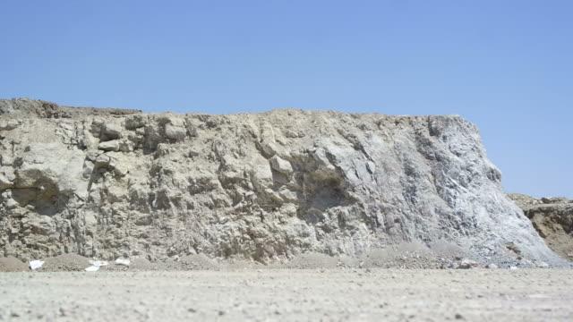 礦井爆炸 - 石材 個影片檔及 b 捲影像