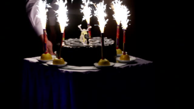 Export of cake video