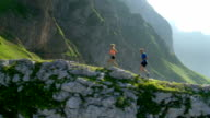 istock HD: Extreme Fell Runners 180991818