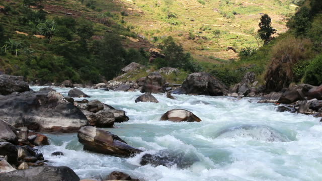 Extreme kayaking in Gandaki river video