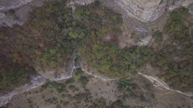 Extreme mountain terrain,4k drone video video