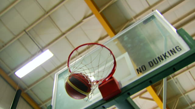 Extreme One-On-One Basketball  shirt stock videos & royalty-free footage