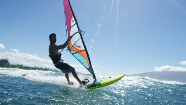 Extreme Sport Windsurfing video
