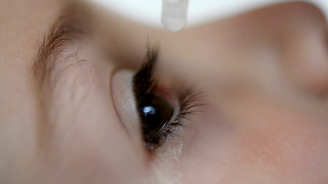 Eye Drop for children video