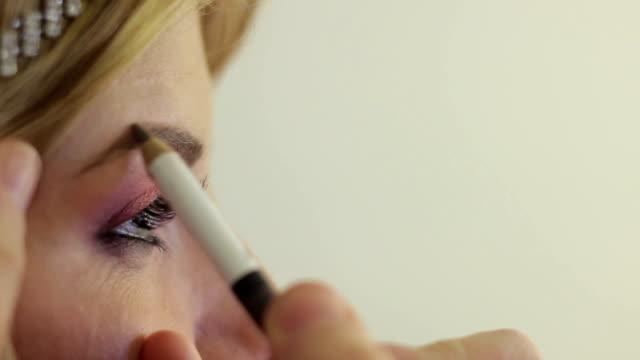 eye make up video