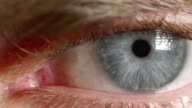 istock Eye of young person in macro 937238426