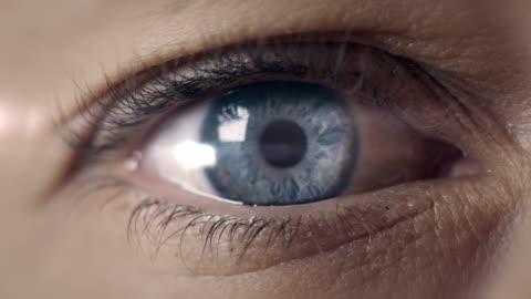 vídeos de stock e filmes b-roll de olho transformar em terra - futurista