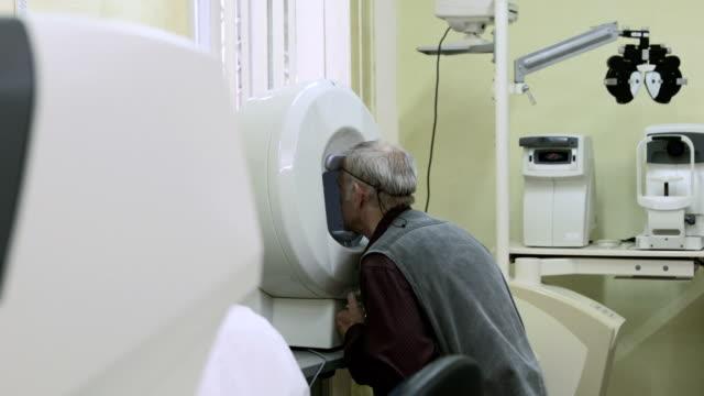 Vista del procedimiento de prueba - vídeo