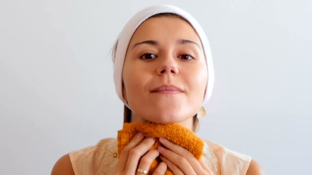 Face Cleaning video