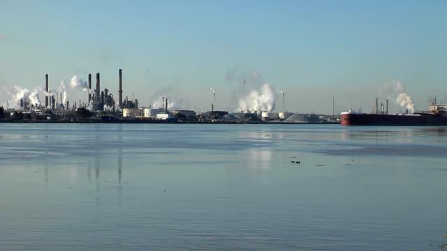 Factories & Freighter (HD,NTSC) video