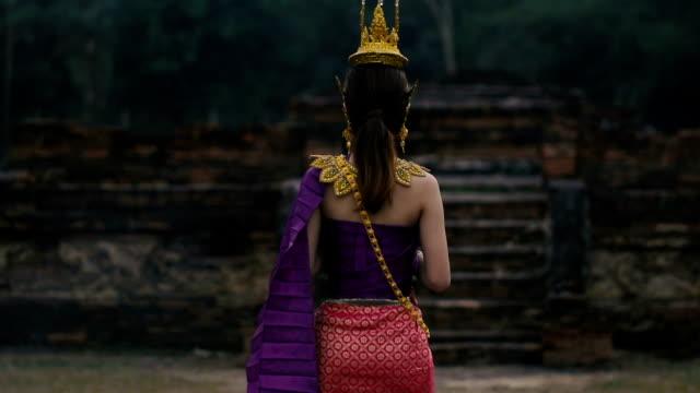 Faded Women's Thai dresses video