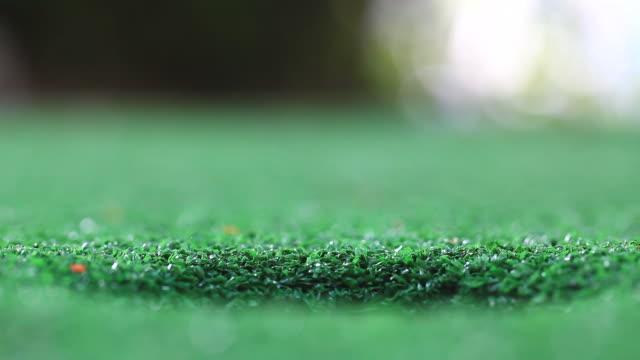 Fail Golf Putting video