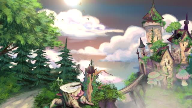 fairy castle video