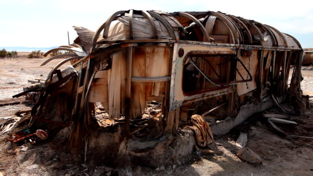 Falling Apart Motor Home video