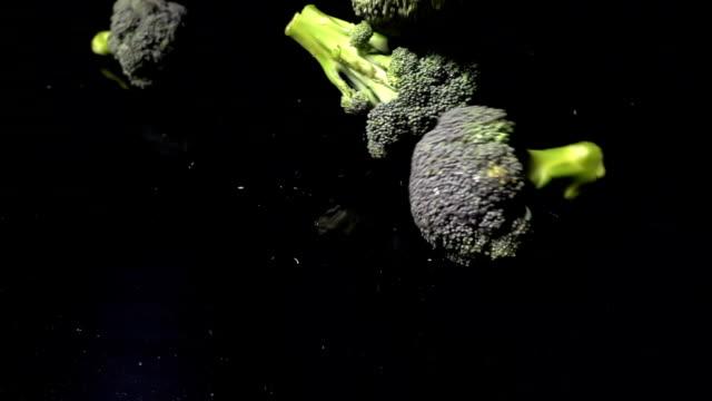 Falling Broccoli video