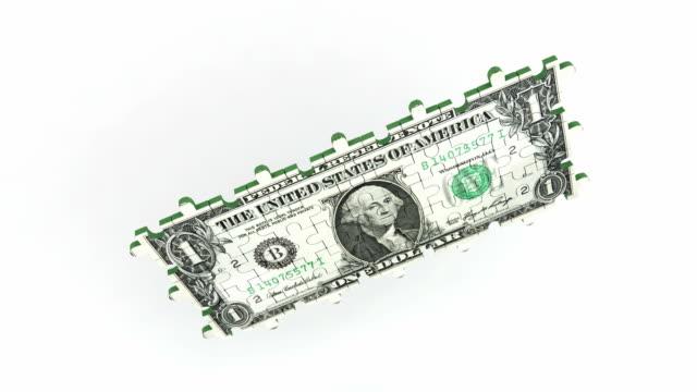 Falling dollar video