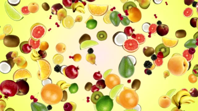 Falling FRUITS Background, Animation, Loop, with Alpha Channel Falling FRUITS Background, Animation, Loop, with Alpha Channel, 4k plum stock videos & royalty-free footage