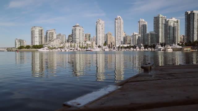 False Creek Dockside, Vancouver video