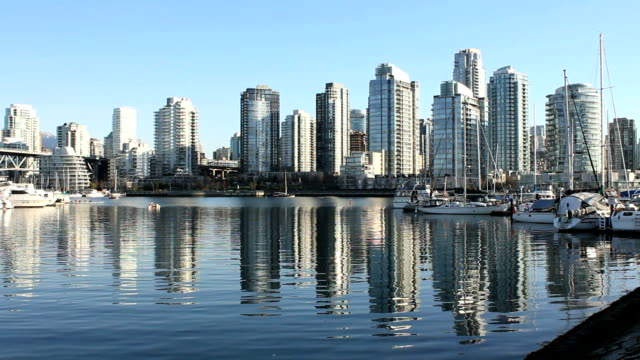 False Creek Dragon Boat Practice, Vancouver video