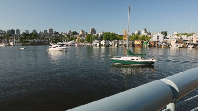 False Creek Morning Yacht video